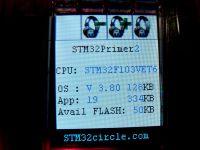 Stm32p2f